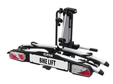 EUFAB 11535 Heckträger Bike Lift, für E-Bikes geeignet - 1