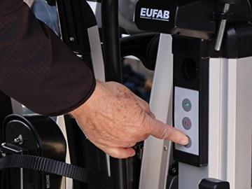 EUFAB 11535 Heckträger Bike Lift, für E-Bikes geeignet - 10