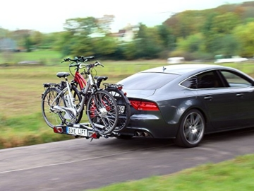 EUFAB 11535 Heckträger Bike Lift, für E-Bikes geeignet - 12