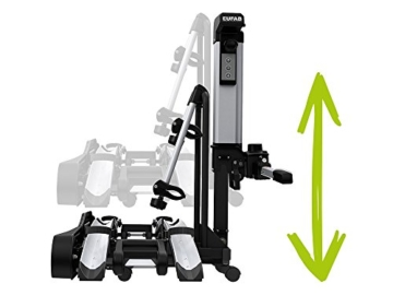 EUFAB 11535 Heckträger Bike Lift, für E-Bikes geeignet - 3