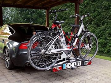 EUFAB 11535 Heckträger Bike Lift, für E-Bikes geeignet - 6