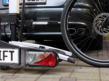 EUFAB 11535 Heckträger Bike Lift, für E-Bikes geeignet - 8