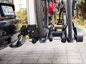 EUFAB 11535 Heckträger Bike Lift, für E-Bikes geeignet - 9