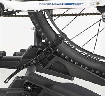 Fischer Heck-Fahrradträger I Heckfahrradträger I Fahrradträger Heck I Fahrradträger hinten I Träger Auto - 4