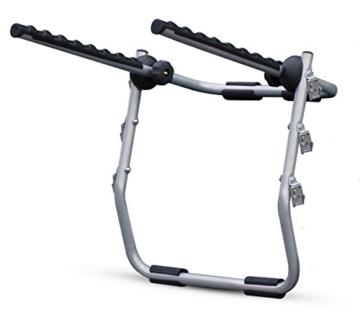 Menabo Biki Fahrradträger Heckträger für 3 Fahrräder - 1