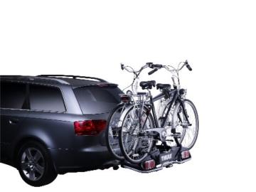 Thule 915020 EuroPower 915 Anhängerkupplungs-Fahrradträger, Silber, 2 Fahrräder - 2