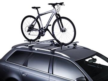 Thule ProRide 591 Dach-Fahrradträger, 2er-Set - 6